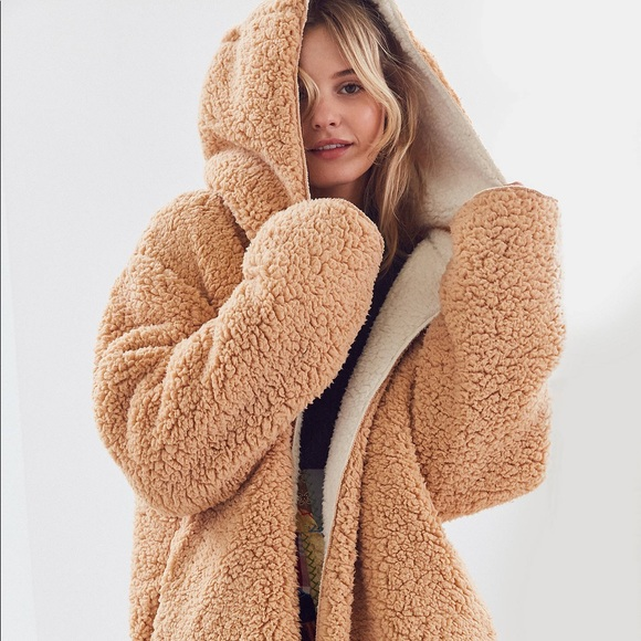 e57d03313 Urban Outfitters Fuzzy Jacket